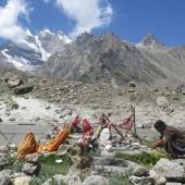 Sveti kraj s čudovito kuliso posvečen hindujskim bogovom