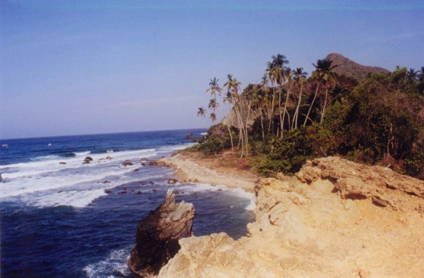 Choroni beach - Venezuela