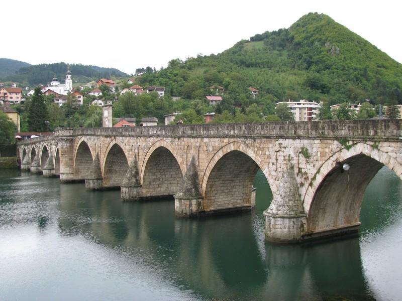 Most na Drini