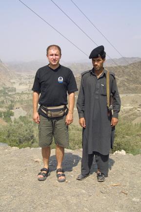 Pakistan - Afganistan