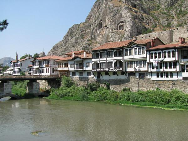 Amasaya - Turčija
