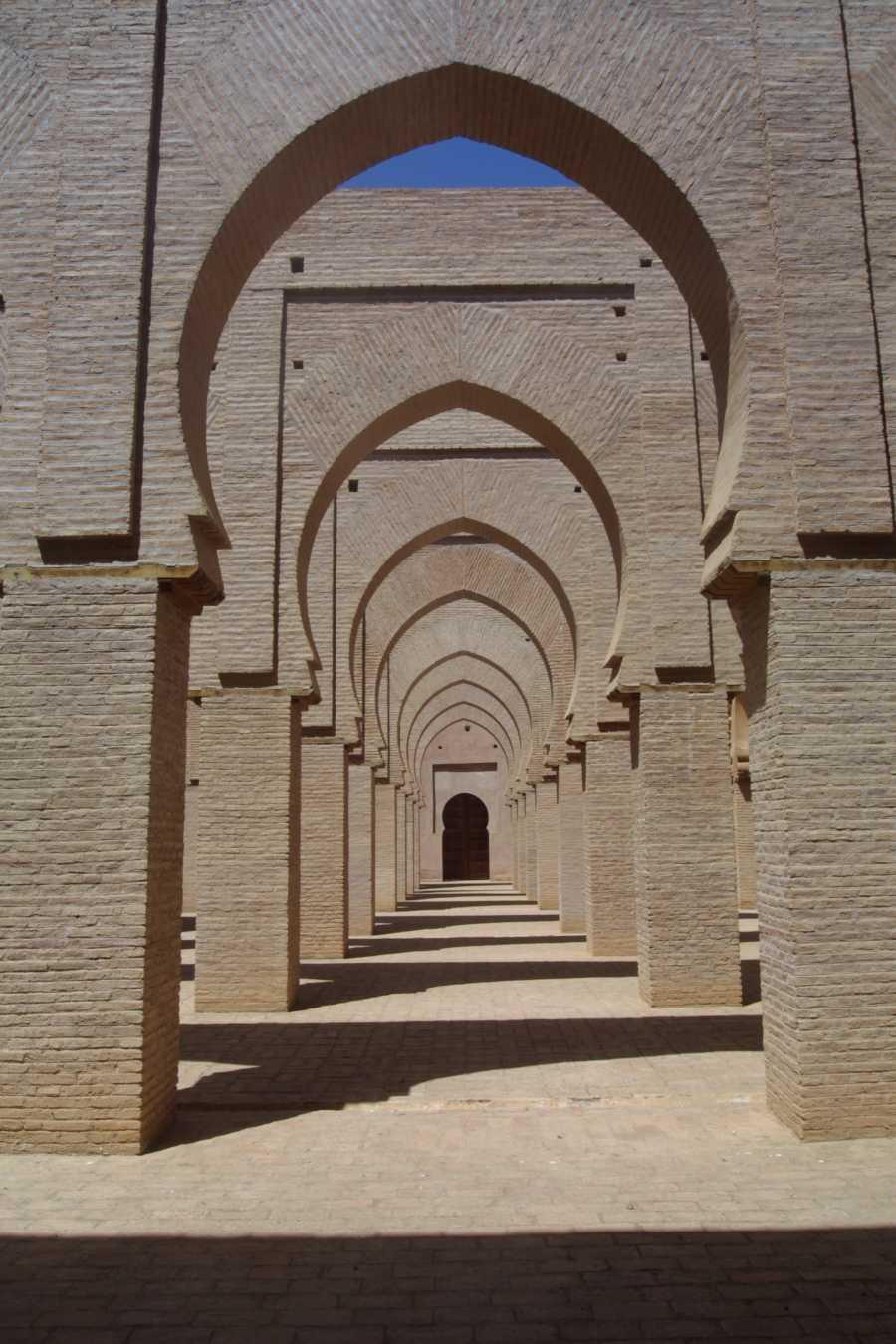 maroko džamija