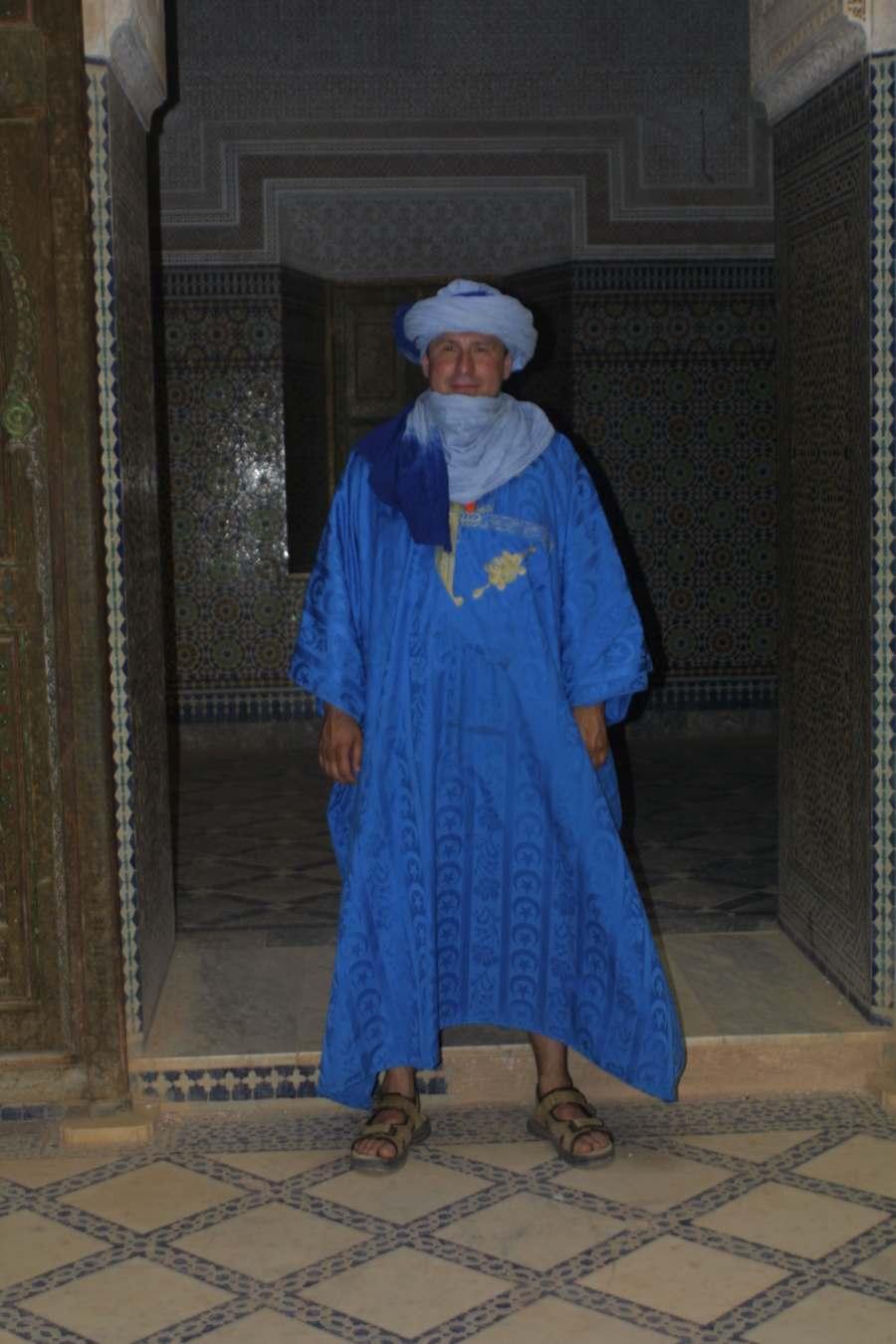 Maroko - Jaz maharadža
