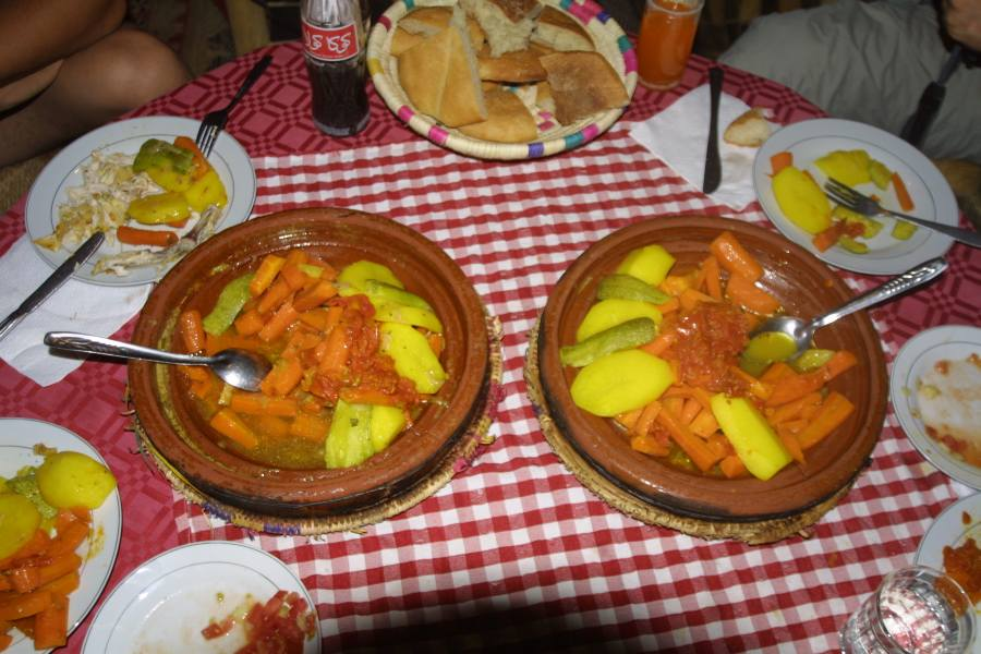 Tanjin - Maroko