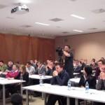 Predaval sem na seminarju podjetja Lisac