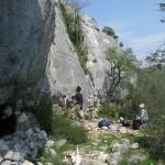 Plezanje Dvigrad – Hrvaška Istra