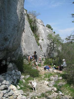 Plezanje Dvigrad