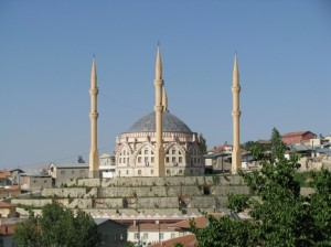 Mošeja v Turčiji