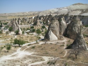 Pravljična Kapadokija