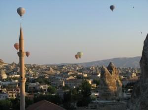 Gorome - Kapadokija - Turčija