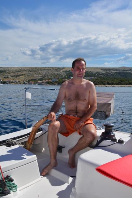 Skiper Janez - Jadranje otok Ist