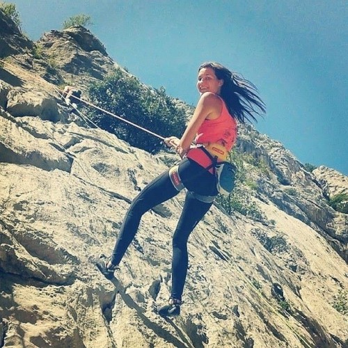 Plezanje Paklenica