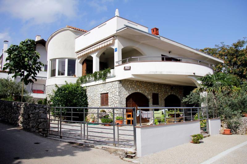 Apartmaji Irena, Otok Krk
