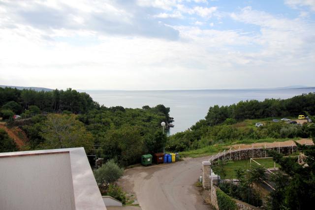 Apartmaji Irena, Otok Krk - pogled s terase