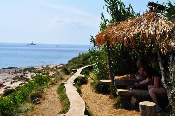 Razgled na morje - Rt Kamenjak