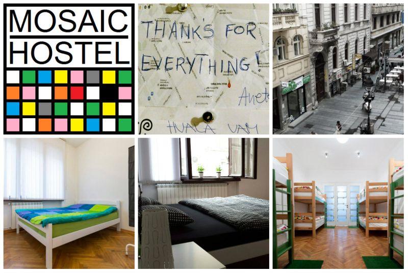 Mosaic Hostel Beograd