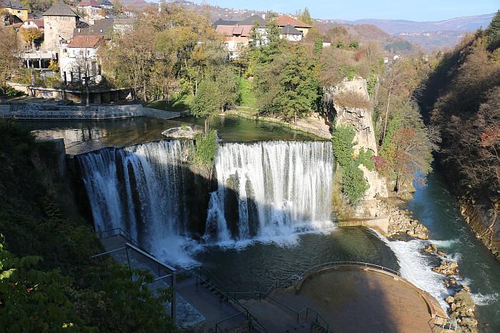 Jajce - Bosna in Hercegovina
