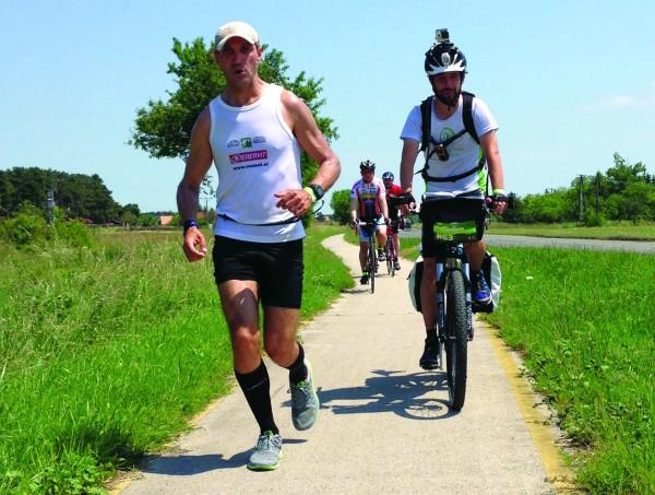 Ultramaratonec Ambrož Jakop