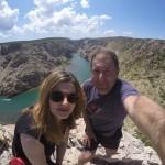 Izlet z najlepšimi razgledi po otoku Pag in Zadarskem zaledju