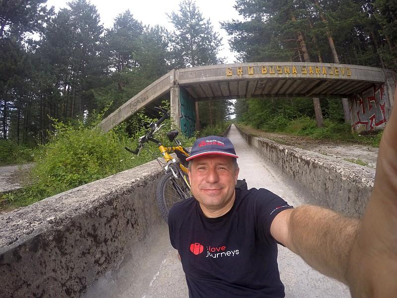 Bob steza Trebević, Sarajevo