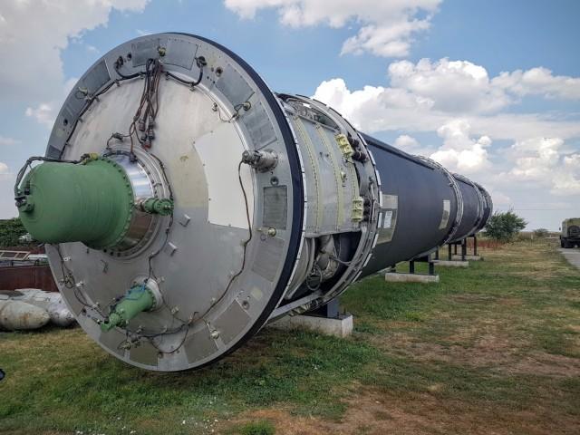 Raketno izstrelišče Pervomaysk