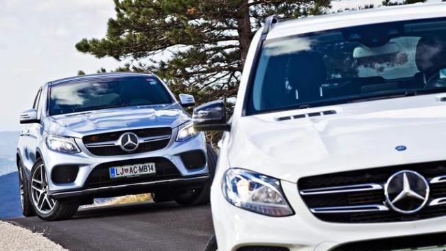 Mercedes-Benz rezervni deli