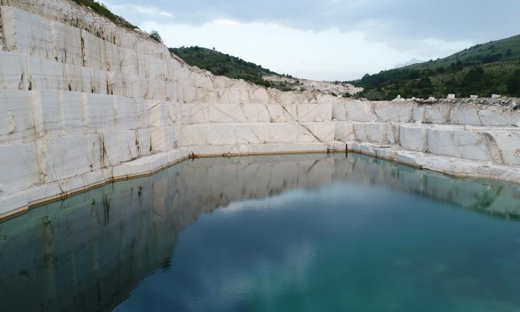 Marmorno jezero
