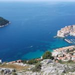 Dubrovnik na dlani iz gore Srđ