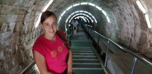 Turda tunel potovanje