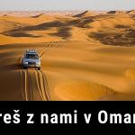 Greš z nami na potovanje v Oman?