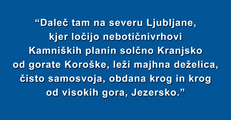 Jezersko