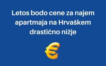 Apartmaji Hrvaška