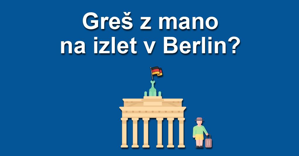 izlet v berlin